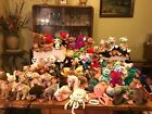 Ty Beanie baby HUGE, LOT s of Bears w/tags & tag protectors, Vintage Collection!