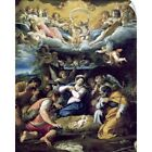 Wall Decal entitled The Nativity c1596 98