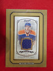 2015-16 UD Champs Connor McDavid FRAMED MINI JERSEY RC