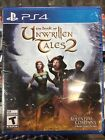 The Book Of Unwritten Tales 2 Ps4 Playtation