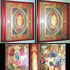 1859 LIFE MYSTERIES OF THE BLESSED VIRGIN MARY MOTHER OF GOD ILLUMINATED BIBLE $