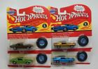 Hot Wheels Vintage Collection Custom Mustang Series ll Lot of 4 Variations