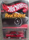 Hot Wheels 2014 RLC Real Riders 92 Ford Mustang 1 3500 Series 12