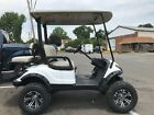 2009 Yamaha G29 Drive Gas Golf Cart with 6 inch Lift and 12 inch wheels