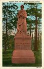 Richmond, Indiana, IN, Madonna of the Trail Monument, Vintage Postcard a6915