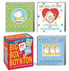 Big Box of Boynton Box Set 2 Snuggle Puppy! Belly Button Book! Tickle Time!