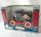 1912 FORD DIE-CAST REMINGTON COUNTRY COIN BANK Gearbox Toy TEXACO GAS TRUCK