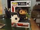 Funko Pop! Heroes #60 Red Son Superman Exclusive - RETIRED - HARD TO FIND