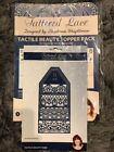 Tattered Lace metal cutting die Tactile Beauty Tags + Topper Pack FREE SHIPPING