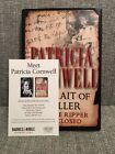 Portrait of a Killer Jack the Ripper SIGNED by Patricia Cornwell 1st 1st B237