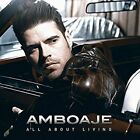 Amboaje - All About Living  (CD, 2015)