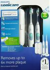 Super Electric Toothbrush Two Pack Philips Sonicare Clean 2Rechargeable New