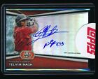 All You Need to Know About 2012 Bowman Baseball Retail Prospects Autographs 33