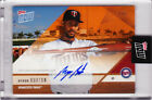 Byron Buxton Twins Autograph Road to Opening Day 2018 TOPPS NOW OD-140E AUTO 2 5