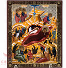 Wood Icon Nativity of Lord Jesus Christ Christmas   68 x 82