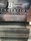 2014 BOWMAN INCEPTION BASEBALL HOBBY BOX KRIS BRYANT! AARON JUDGE AUTOS MEADOWS