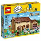 LEGO Simpsons 71006 The Simpsons House - Retired Brand New Sealed