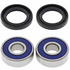 Psychic MX Front Wheel Bearing & Seal Kit Suzuki DR125S 1994-96