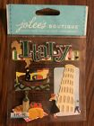Jolees ITALY Boutique Stickers TRAVEL VACATION