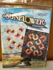 PAPER PIECING QUILTING PATTERN SUNFLOWER ILLUSIONS 62 X 72 NEW UNOPENED