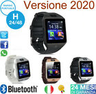 Armbanduhr Handy Smartwatch Android Ios mit SIM Bluetooth Micro SD DZ09 4 Colo