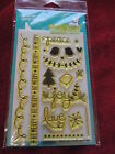 NEW Lawn Fawn Clear Stamps LF568 PEACE JOY LOVE CHRISTMAS LIGHTS BE MERRY