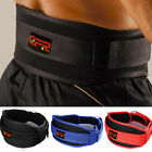 Belt Back Support Weight Lifting Bodybuilding Dipping Workout Fitness Men