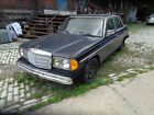 1984 Mercedes-Benz 300-Series 300D Turbo below $1500 dollars