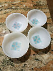 Fire King Blue Heaven Cereal Bowls