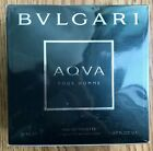 New AQVA Pour Homme Bvlgari 1.7 oz EDT Men Spray Cologne 50ml