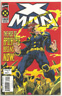 °X-Man  #1° 1995  The Age of Apocalypse begins NOW! US Marvel