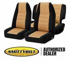 2008-2012 Jeep Wrangler Unlimited Smittybilt Complete Neoprene Seat Covers