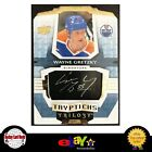 (HCW) 2016-17 Upper Deck Trilogy Tryptichs Signatures Wayne Gretzky Auto 8 20