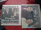 New York Post President Barack Obama Inauguation 1 20 2009 Daily News 2 Papers