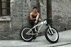 26 Inch 21 Speed 40 Fat Tire Bike Snow and Grass Sand Bike MTB