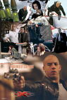91885 XXX MOVIE VIN DIESEL COLLAGE TRIPLE X Decor WALL PRINT POSTER DE