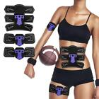Muscle Trainer Smart Body Building Fitness ABS for Abdomen Arm Leg Train J1V2