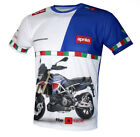 Aprilia Racing quality graphics t-shirt maglietta camiseta - Dorsoduro