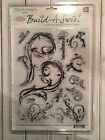 Prima Marketing Clear Stamps Build A Swirl