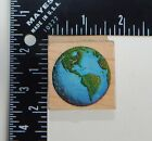 All Night Media Earth Rubber Stamp 851D
