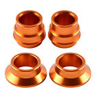 Wheel Spacer Kit For KTM 125 150 144 360 380 200 250 300 350 400 440 450 SX/SX-F
