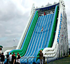 50x20x40 Commercial Inflatable Water Slide Bounce House Obstacle Course Combo