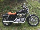 2004 Harley-Davidson Sportster  Very nice factory 1200 Sporty Roadster w/HD cover and factory service manual