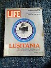 Life Magazine, Lusitania, September 1972