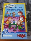 HABA  Ratz Fatz in den Kindergarten Konzentration Sprache Reaktion ab 3J., TOP