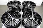 20x9 20x105 5x112 Staggered Wheels Fits Mercedes Benz ML320 ML350 5 Lug Rims