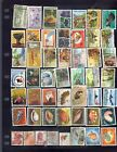 50 all different used stamps from Papua New Guinea