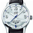 Louis Erard 1931 GMT Big Date Men's 44mm Automatic Swiss Made Retail $3450