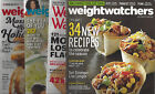 Lot of 4 WEIGHT WATCHERS Mags  2012 2016 Move It Lose It Flaunt It S23