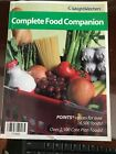 NEW Weight Watchers Complete Food Companion Book 2006 Points Program